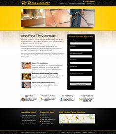 Contractor SEO Website Design