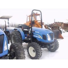 Used New Holland BOOMER 50 tractor parts - EQ-27090!  Call 877-530-4430 for used tractor parts! https://www.tractorpartsasap.com/-p/EQ-27090.htm
