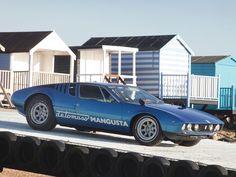 1969 De Tomaso Mangusta | Paris 2015 | RM Sotheby's