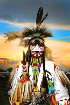 .american or canadian indians