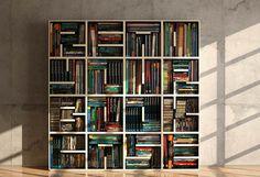 Estantería Read Your Book Case,© Saporiti