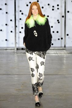 Tanya Taylor | Fall 2014 Ready-to-Wear Collection | Style.com