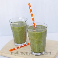 vegetable smoothie recipe