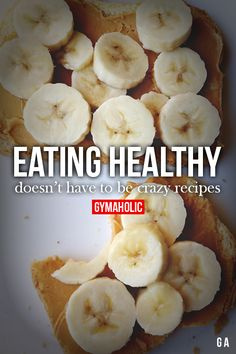 Eating Healthy Doesn't Have To Be Crazy Recipes  Fitness Made Simple ->…