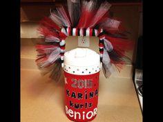 Cheerleading cheer water jug for cheerleader