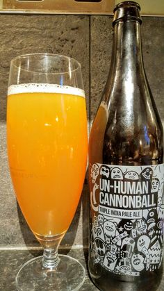 Magic Rock Unhuman Cannonball. Watch the video beer review here www.youtube.com/realaleguide #CraftBeer #RealAle #Ale #Beer #BeerPorn #MagicRockBrewing #MagicRock #MagicRockUnHumanCannonball #UnhumanCannonball #BritishCraftBeer #BritishBeer