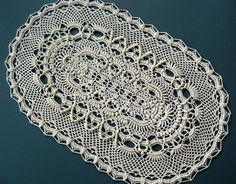 Your place to buy and sell all things handmade Lace Doilies, Crochet Doilies, Table Centerpieces, Table Decorations, Crochet Table Runner, Etsy App, Mother Day Gifts, Anniversary Gifts, Birthday Gifts