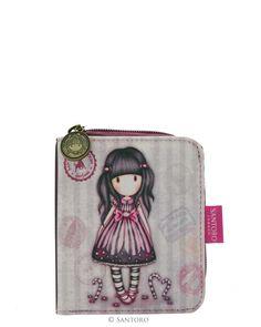 Peněženka na karty a drobné Sugar And Spice od firmy SANTORO Gorjuss  Billeteras 05abe328abb