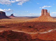 14 dias en la Costa Oeste. Monument Valley en la costa oeste de Estados Unidos