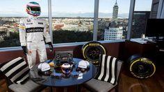 Hotel Hilton presenta la suite dedicada al Gran Premio de México de la Fórmula Uno