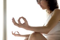 Designed by Yanalya / Freepik Gyan Mudra, Mantra, Mudras, Yoga Meditation, Close Up, Stock Photos, Zen, Photoshoot, Woman