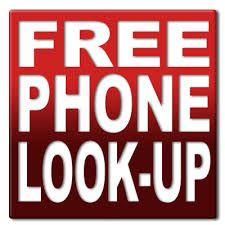 look up name with cell phone number