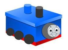 Thomas the Train Craft - Train Crafts for Kids | PBS KIDS Sprout