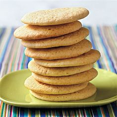Tea Cakes - Best-Loved Cookie Recipes and Bar Recipes - Southern Living