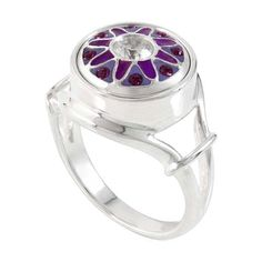 KR008 - Ring Open Side $59.00 The delicate shank design of this Kameleon ring will be sure to draw attention to your favorite JewelPop. A great addition to your collection!