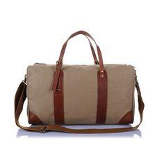 69d9be06b4 377 Best Canvas Duffle Bags   Travel Bags-- EchoPurse  images ...