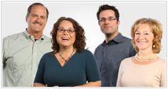 Kevin, Sharon, Mike, and Angela #calypsocommunications