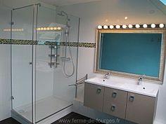 location saisonniere en normandie avec salle d'eau  ferme de fourges à flancourt catelon en Normandie