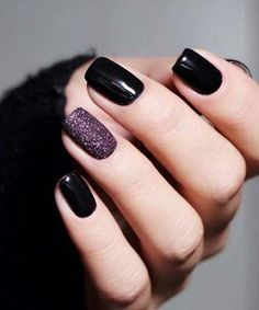 Pretty Nail Art Design Ideas For Party can find Pretty nails and more on our website.Pretty Nail Art Design Ideas For Party 45 Pretty Nail Art, Beautiful Nail Art, Beautiful Pictures, Black Nail Designs, Nail Art Designs, Nails Design, Classy Nail Designs, Blue Nail, Black And Purple Nails