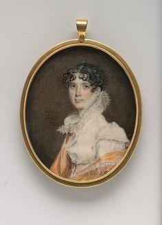 Mrs. Nathaniel Chapman (Rebekah Biddle)  ca. 1815