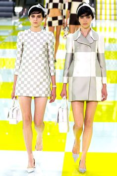 Look SS13 de Louis Vuitton