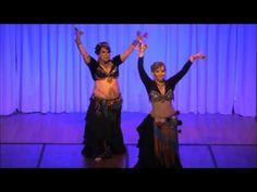 Sandi & Wendy @ Tribal Trove 2016 - YouTube