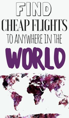 Travel the world, find super cheap flights to any destination. cheapest flights to europe, budget travel, travel destinations, travel bucket list Cheap Flights To Europe, Low Cost Flights, Find Cheap Flights, Cheapest Flights, Europe Budget, Budget Travel, Travel Hacks, Travel News, Travel Guides