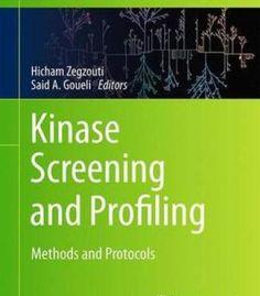 Kinase Screening And Profiling: Methods And Protocols PDF