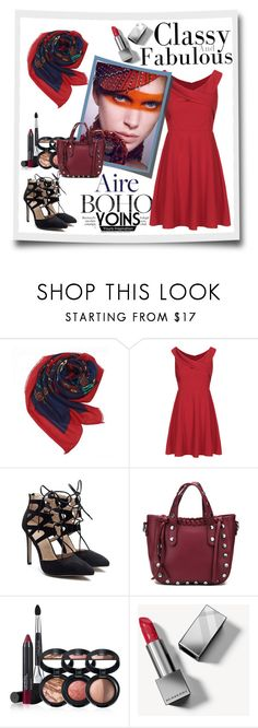 """""""III - 8. YOINS"""" by amina-plava ❤ liked on Polyvore featuring Laura Geller, Burberry, yoins, yoinscollection and loveyoins"""