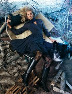 Max Mara Studio's Fall 2012 Campaign