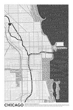 Image of Chicago (Black & White)