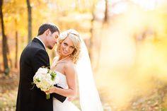 Bride and groom pose, Fall Wedding Photography, Wedding pictures, Fall Photography | KLP Photography