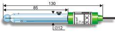 #ЕСК-1. Комбіновані #pH-електроди, якісні, зручні у використанні, компактні (якщо порівняти з електродною парою), недорогі, такі, які об'єднали в одному пристрої електроди вимірювання і порівняння. Незаперечна перевага – простота в експлуатації і обслуговуванні.