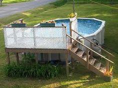 plan patio piscine hors terre - Recherche Google | Patio ...