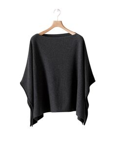 Cashmere Poncho | Poetry