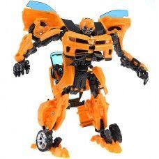 Robô Camaro Transformers Bumblebee