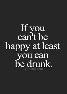 OR maybe a happy drunk? cause usually when there's a drink In my hand, there's a smile on my face! :) add hockey into the mix and you have yourself an extremely happy girl. lol