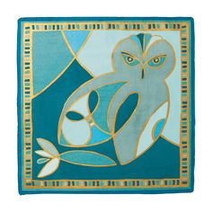 Marbella Owl Napkins, set of 4 $38.00 (pretty enough to hang on the wall)