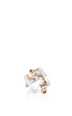 One Of A Kind Topaz And Diamond Ring by Helen Yarmak International for Preorder on Moda Operandi