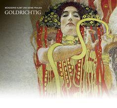 Klimt Münze Göttin Klimt, Wiener Philharmoniker, Gold, My Love, Painting, Art, My Boo, Craft Art, Painting Art