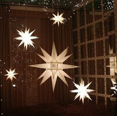 Fancy - Moravian Star Light Kit