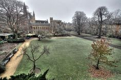 …and frost looks like this. | 43 Reasons Living In Oxford Ruins You For Life