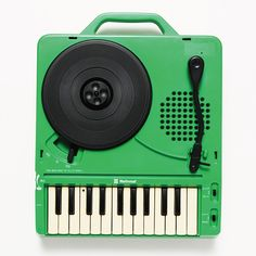 A collection of wonderful vintage portable record players | Dangerous Minds