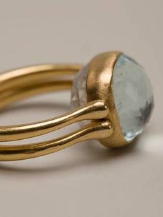 Marie Helene De Taillac reversible ring