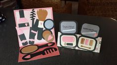 Cards makeup
