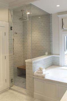 Amazing DIY Bathroom Ideas, Bathroom Decor, Bathroom Remodel and Bathroom Projects to greatly help inspire your master bathroom dreams and goals. Gray Bathroom Decor, Bathroom Renos, Bathroom Renovations, Bathroom Interior, Modern Bathroom, Bathroom Makeovers, Bathroom Ideas, Bathroom Accessories, Bathroom Organization