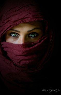 smthat:  Mystery arouses the senses.