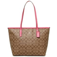 Currently at the  Catawiki auctions  Coach Women s Signature City Zip Tote…  S Signature 90bd7114456