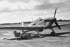 Hawker Hurricane #flickr #plane #WW2