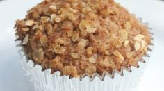 Oatmeal Applesauce Muffins (that will knock your socks off)